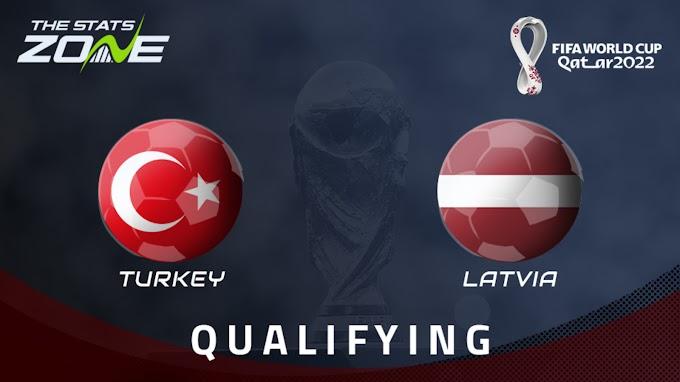 مشاهدة مباراة تركيا و لاتفيا بث مباشر