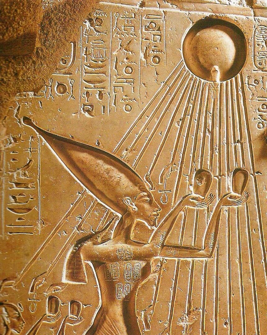 Akhenaten and the Religion of Light