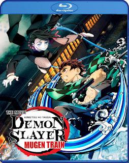 Demon Slayer: El Tren Infinito [BD25] *Con Audio Latino