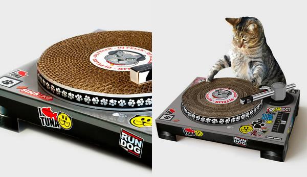 Dj Kathbombay: Turntables for DJ Cat