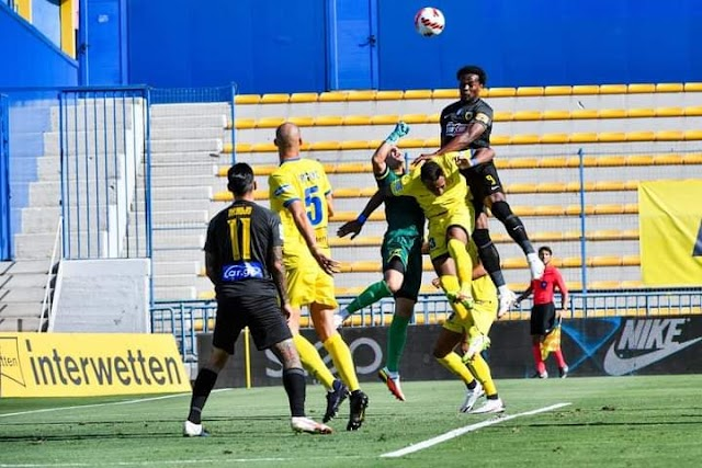 Παναιτωλικός - ΑΕΚ 1-3 : Πρώτο ''διπλό'' αλλά με προβληματισμό