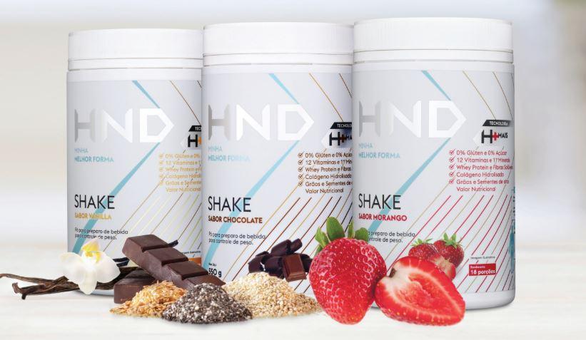 shake hnd para bajar de peso