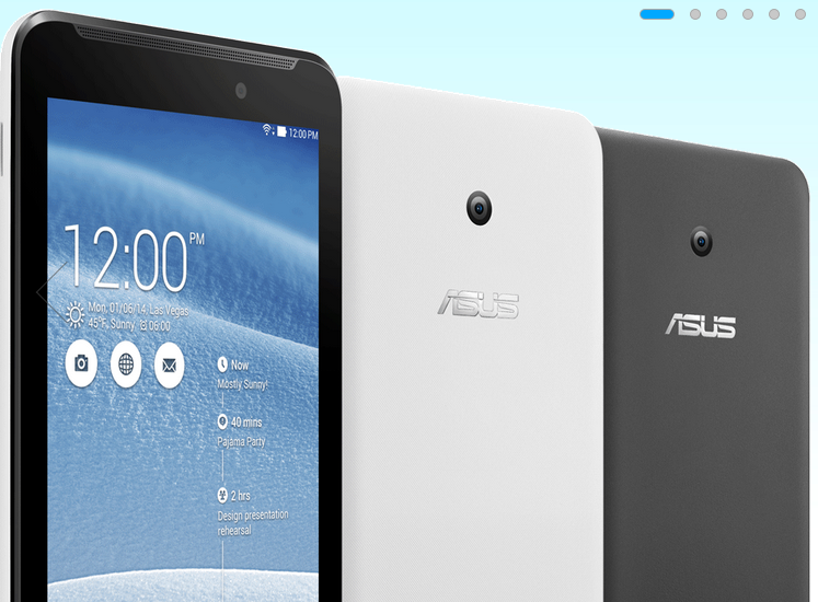 Asus MeMO Pad 7 ME70CX Budget Tablet Gets Release - Specs Price