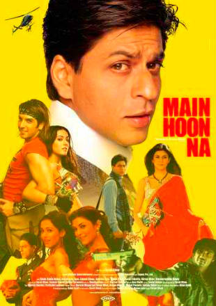 Main Hoon Na 2004 Full Hindi Movie Download