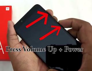 Cara Hard Reset Xiaomi Redmi 6A Atasi Lupa Pola