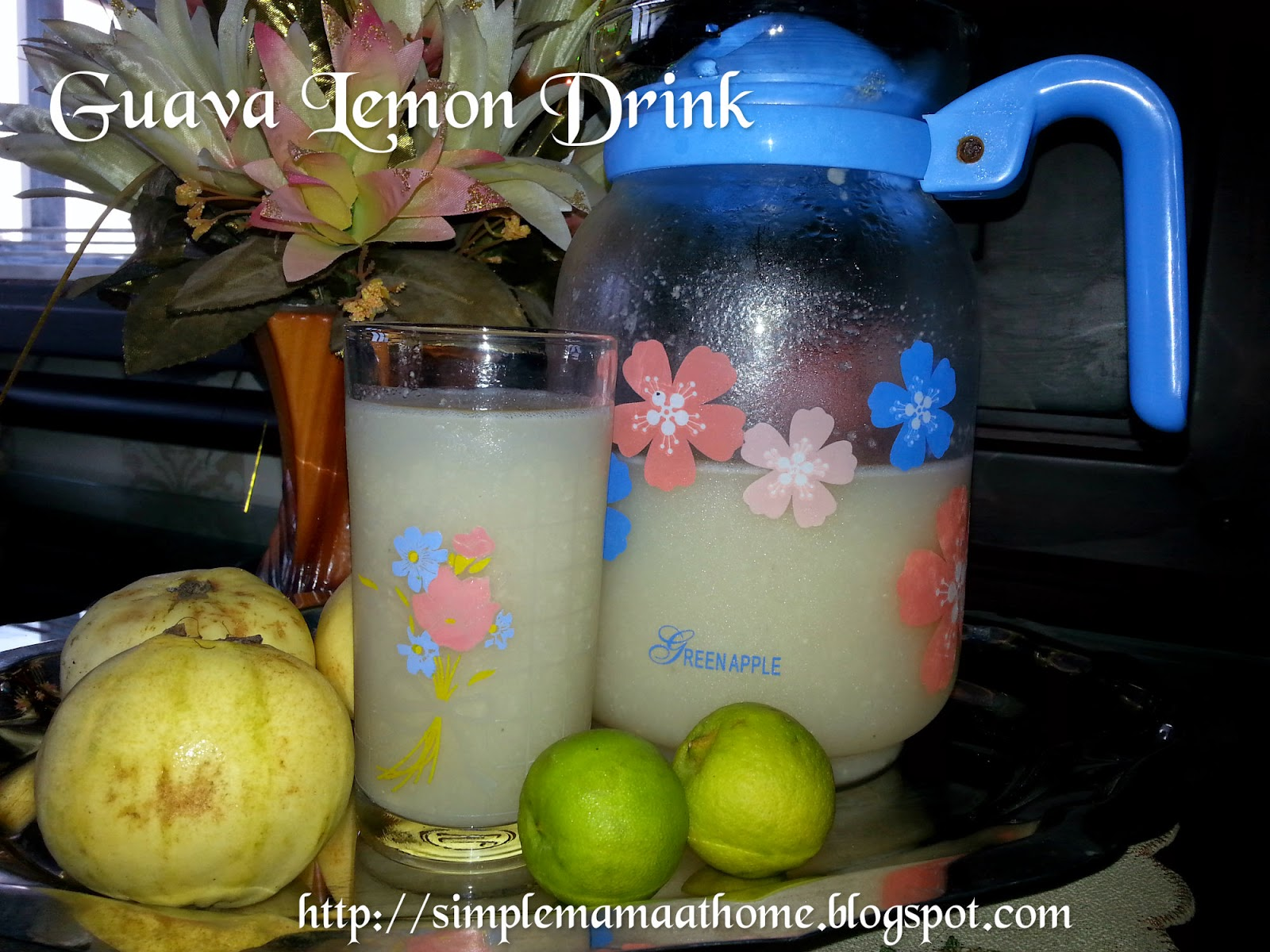 Guava Lemon Drink