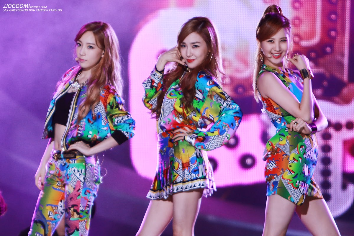SNSD Overload: TaeTiSeo performed on MBC's 'Show! Music Core