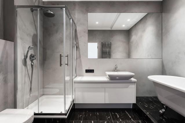 Cómo utilizar el microcemento para baños