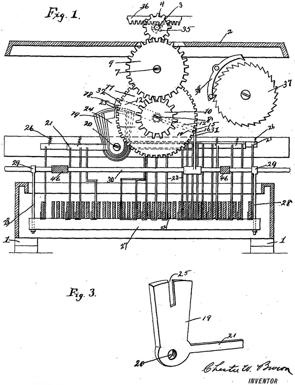 Oz Typewriter On This Day In Typewriter History Brown S