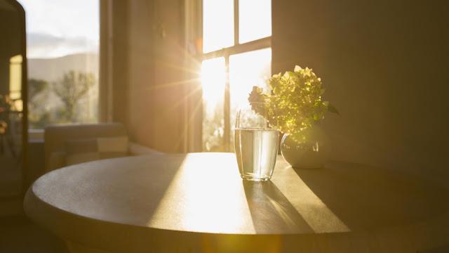 Masuknya Cahaya Matahari Mampu Membunuh Bakteri pada Debu Rumah