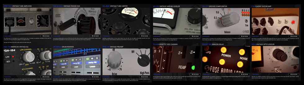 Fuse Audio Labs Plugins Bundle 2019 Full version for free