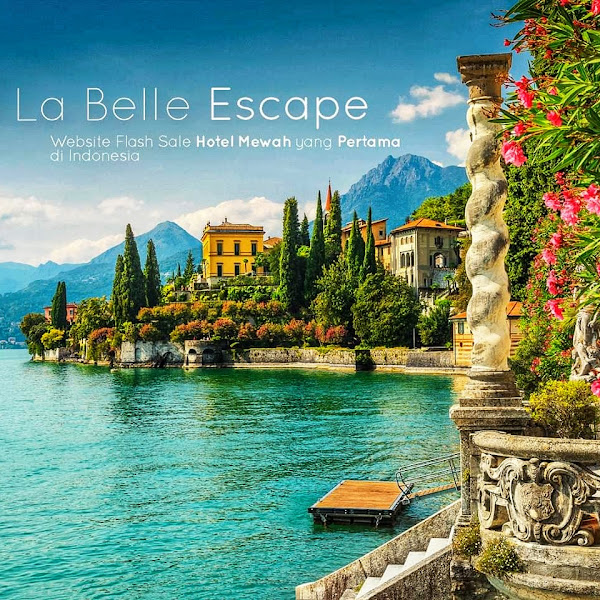 La Belle Escape, Ketika Tidur di Hotel Mewah Terasa Mudah
