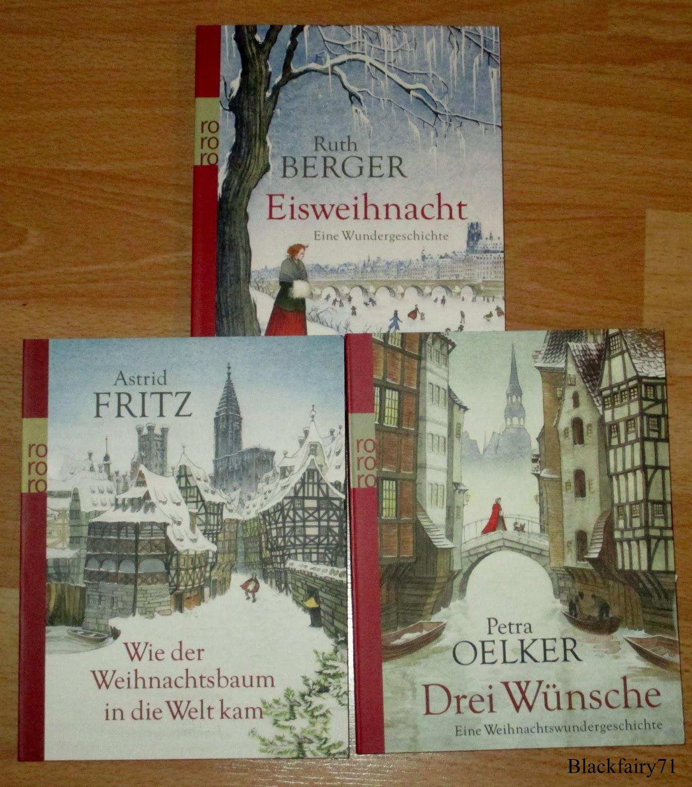 Wunderbare Weihnachtsbücher