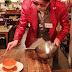 札幌美食|狸小路歡樂又好吃的居酒屋「居心地」 鮭魚卵蓋飯多到滿出來啦