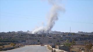 بغطاء روسي.. قوات الأسد تسيطر على سراقب بإدلب