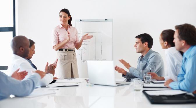Kiat Agar Presentasi Anda Menjadi Lebih Menarik dan Interaktif