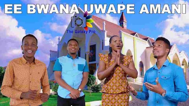 Ee Bwana Uwape Amani ~ J Makoye [DOWNLOAD AUDIO MP3]