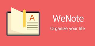 تحميل تطبيق WeNote Color Notes, To do,Reminders & Calendar1.82.apk premuim