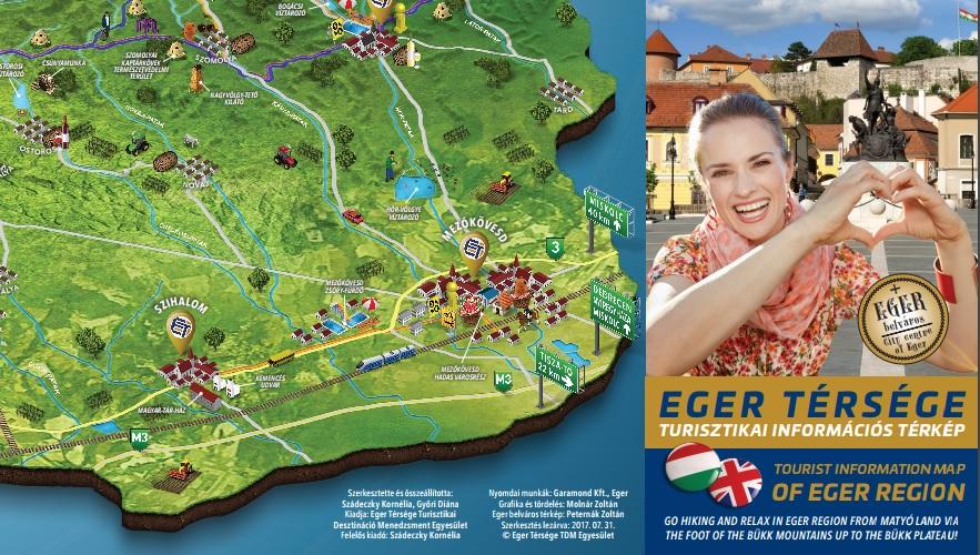 eger színház térkép Szerencsés évet zárt az Eger Térsége TDM Egyesület | Minden, ami  eger színház térkép
