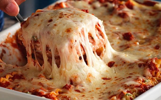 Lasagna de Yachan
