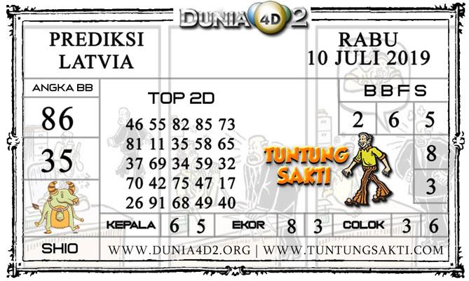 "Prediksi Togel ""LATVIA"" DUNIA4D2 10 JULI 2019"