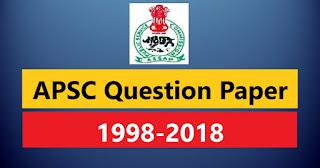 APSC-Question-Paper