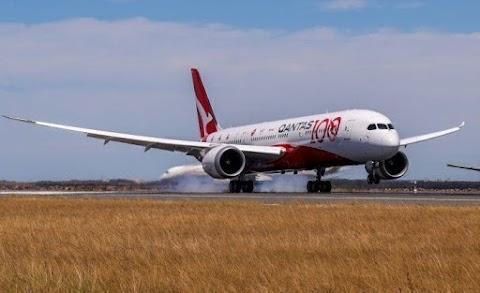 Qantas Halts International Flights Until March 2021