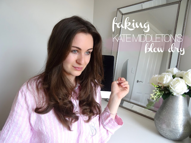 beauty,hair,kate middleton,bbloggers,beautyblog,blow dry,easy blow dry, hair tutorial, hair,