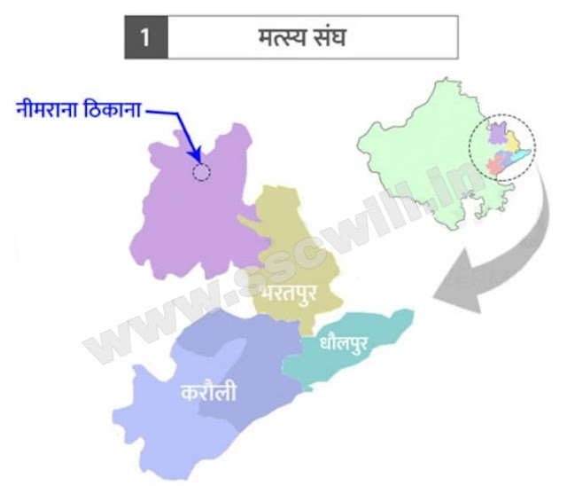 Rajasthan Ka Ekikaran, Notes, Map, PDF, Chart, List, Sarni - राजस्थान का एकीकरण