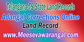 Telangana TS Mabhoomi.Telangana Land Records Pahani ROR 1B Free Download