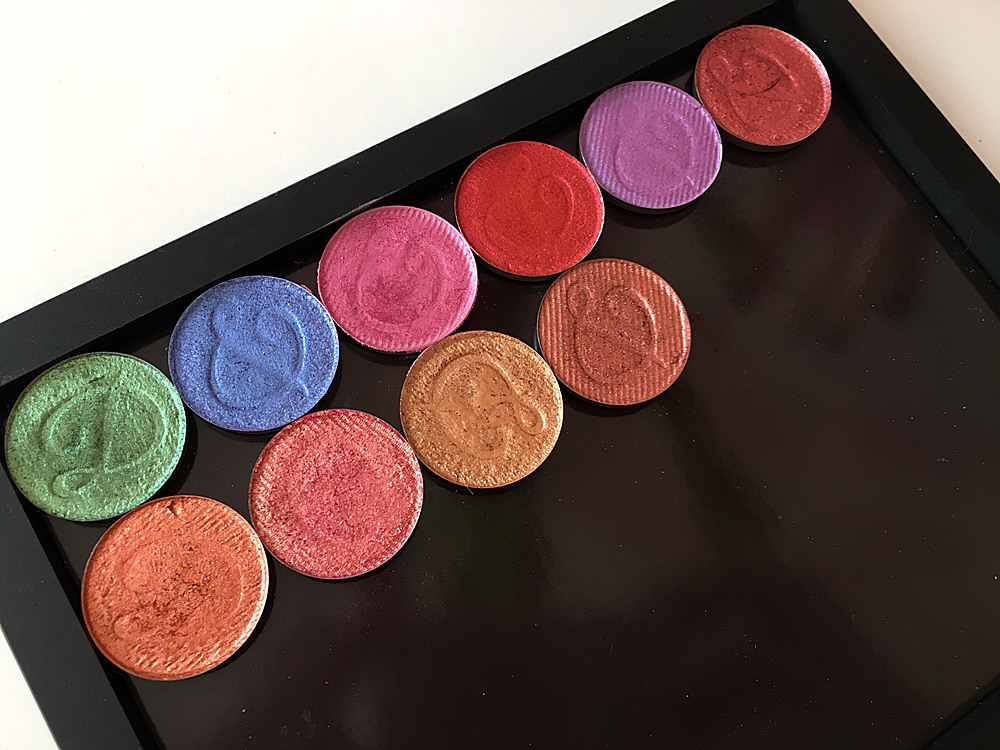 Cienie Devinah Cosmetics- zamienniki Makeup Geek? + kod rabatowy!