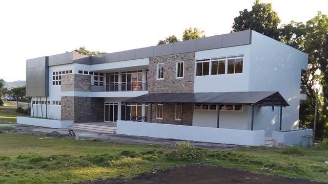 Iloilo State College of Fisheries (ISCOF) San Enrique Campus