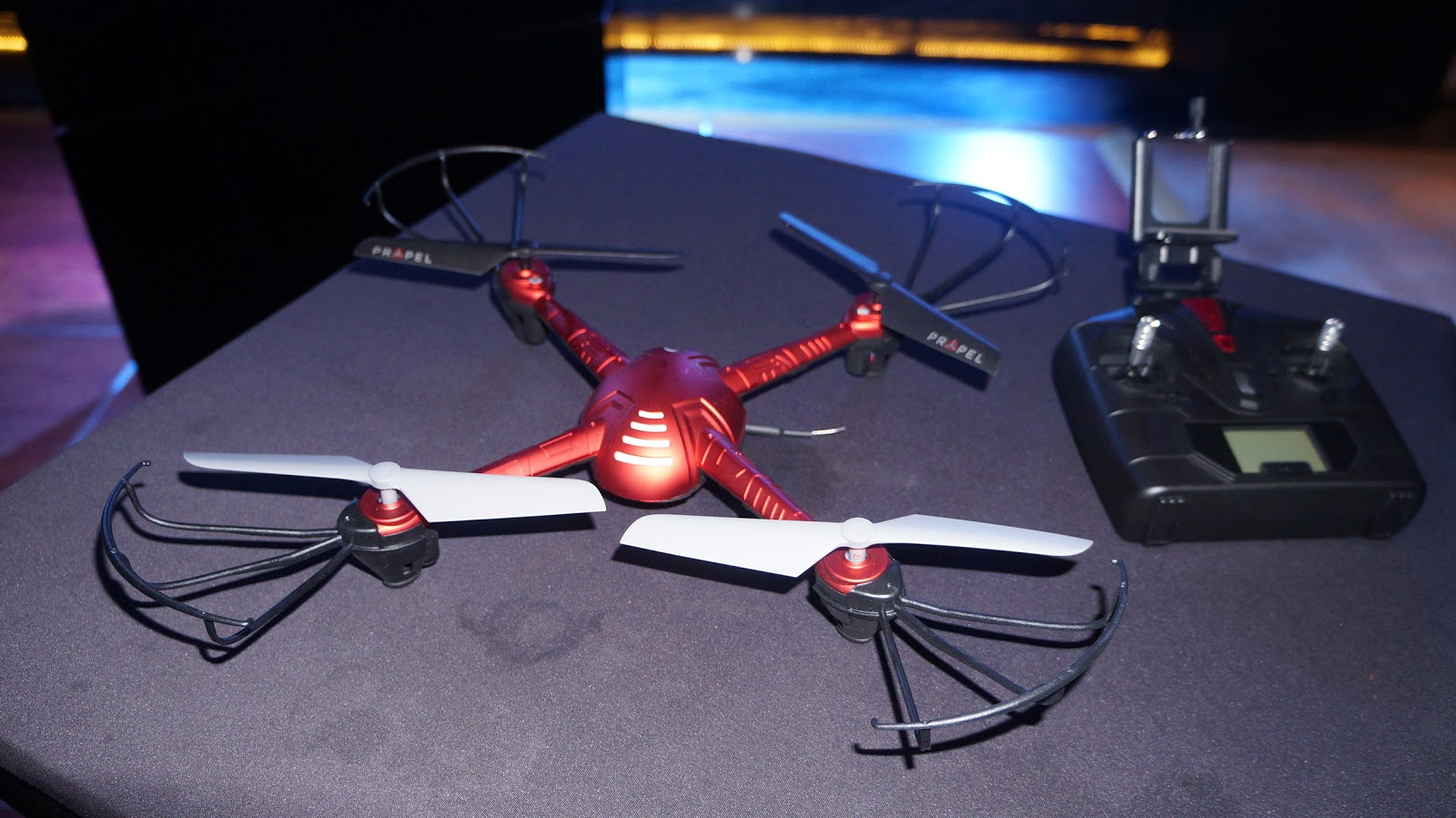 Several Photos Of The Micro Drone And From Event Can Be Found At Our Official Facebook Fan Page Wazzuppilipinas
