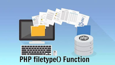 PHP filetype() Function