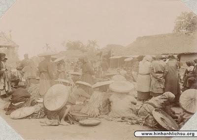 Hình ảnh xưa ở Bắc Kỳ năm 1905