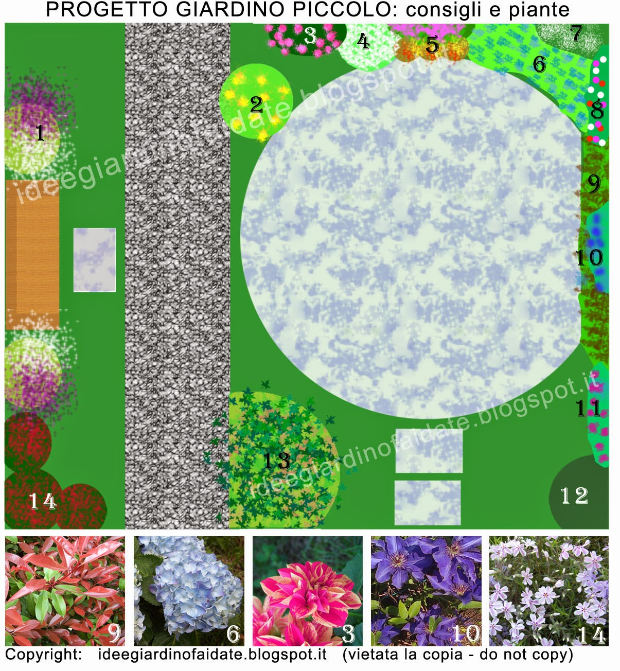 Great fai da te idee per giardino piccolo idee per for Giardino piccolo