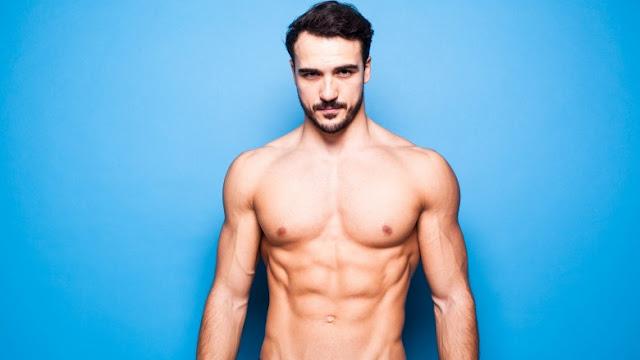 tipo de corpo masculino perfeito mudou ao longo da história