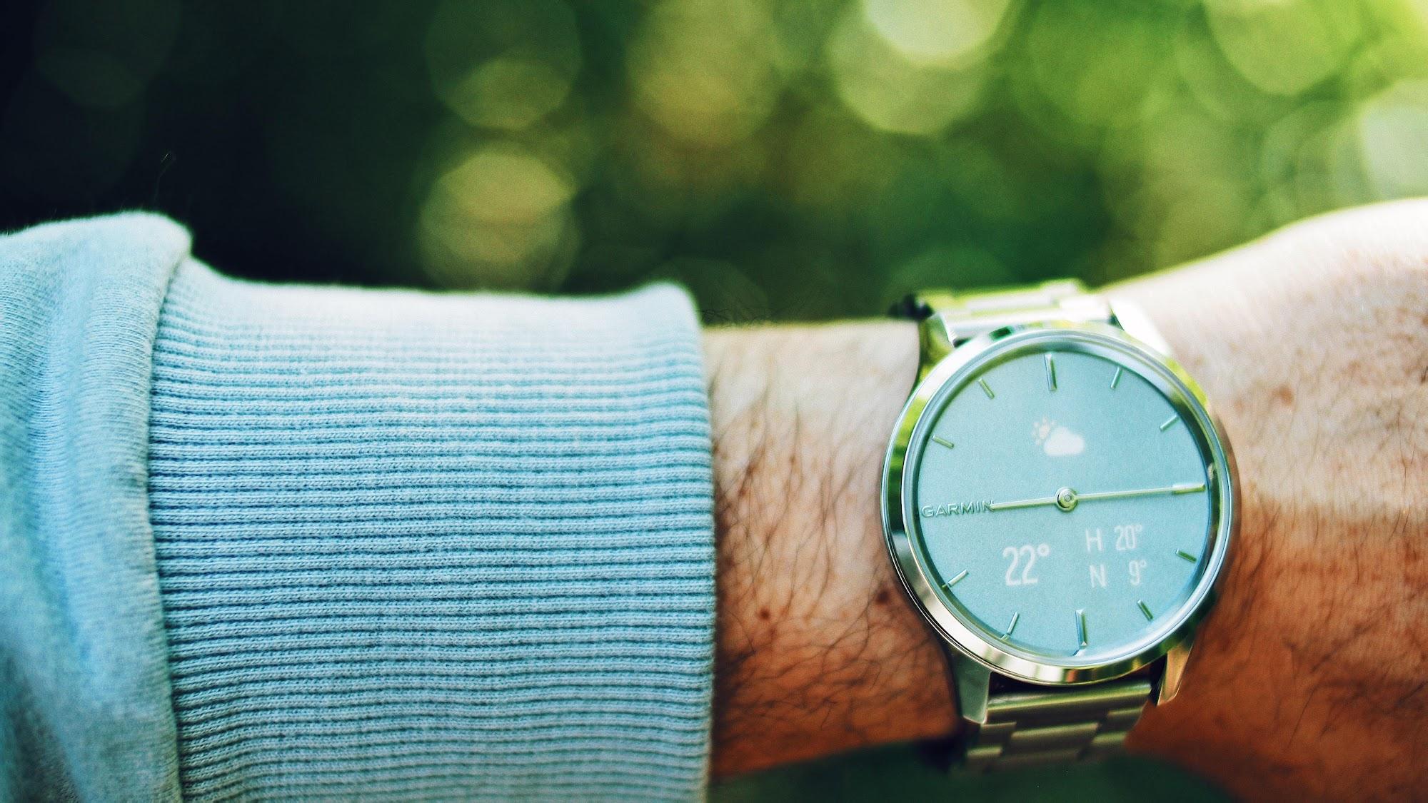 Meine neue Garmin Hybrid-Smartwatch aus dem uhrencenter | Leidenschaft für Uhren, Schmuck und Lifestyle im Closer Look