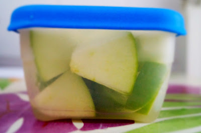 ricetta macedonia mela