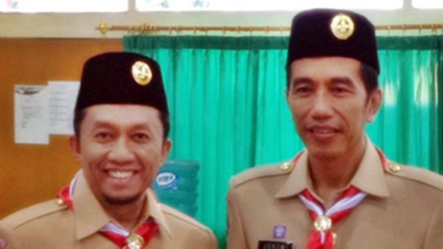 Doa Tifatul Minta Jokowi Digemukkan Badannya, Akhirnya Direvisi.. Presiden Jokowi: Biasa Saja..