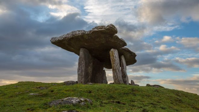 Irish DNA map reveals history's imprint