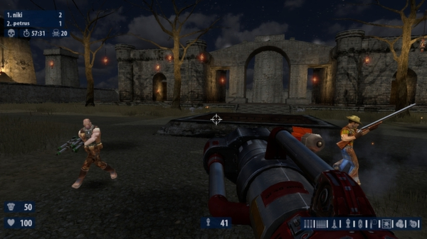 Serious Sam HD The Second Encounter PC Game