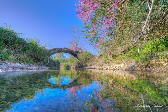Θεσπρωτία: Το Καλπακιώτικο Γεφύρι - Του Λεωνίδα Τζάνη