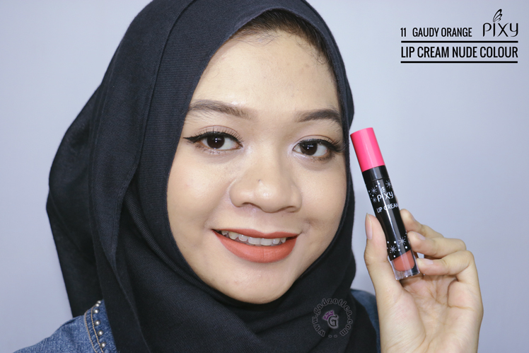 Review Pixy Lip Cream