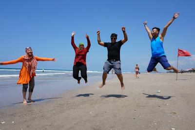 Double Six Beach, Seminyak, Bali