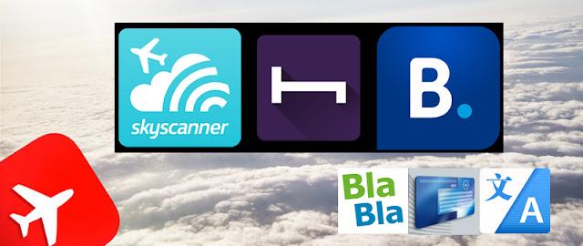 Aplicaciones útiles en tus viajes