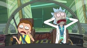 rick and morty :the geeky critic