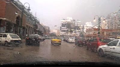 خبير الموارد المائية الحزام المطري قد انتقل إلى مصر وتسبب في جفاف النيل في إثيوبيا