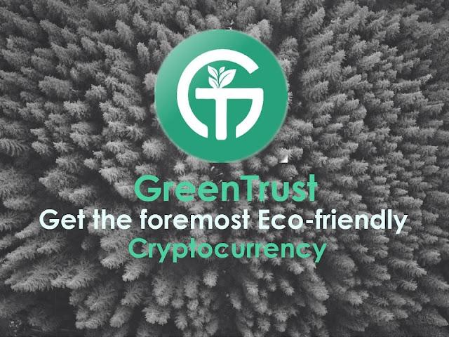 GreenTrust Token Representative Discusses Eco-Conscious Mission