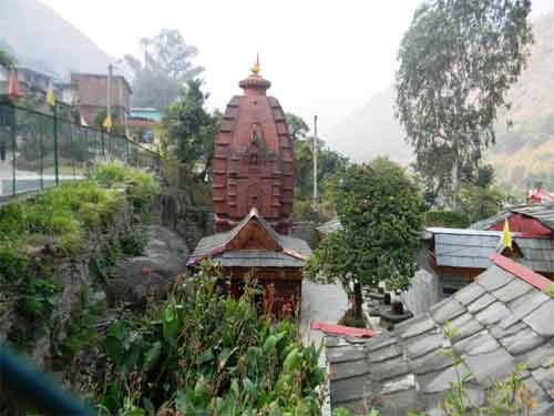 Chhaya Devi Temple At Nirath